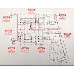 EVAC Map Safety Signs | Acton | Boston | Middlesex County MA