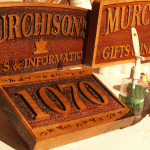 Carved and Sandblasted Signs | Acton | Boston | Middlesex County MA