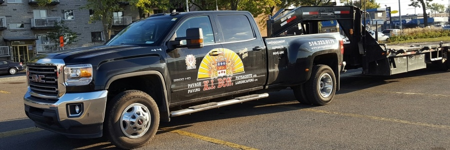 Ideas For Landscaping Truck Decals And Vinyl Lettering Signcraft - Vinyl truck decals